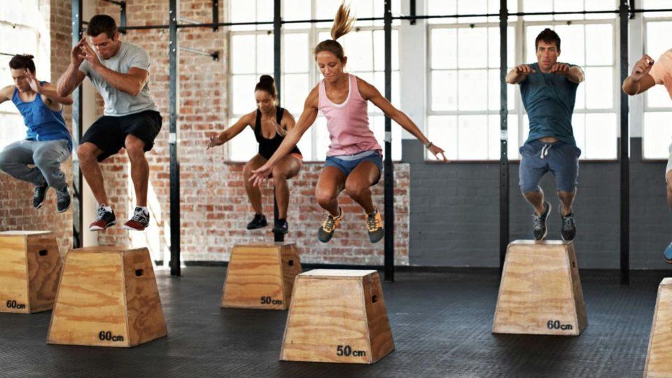 Plyometrics will build muscle! It's hard but worth it